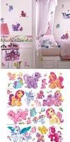 My Little Pony Duvet Cover My Little Pony Peel And Stick Wall Appliques