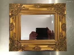 antiker spiegel gold goldene spiegel in antiklook mit facettenschliff bern tutti ch