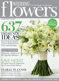 wedding flowers magazine wedding flowers magazine december 2011