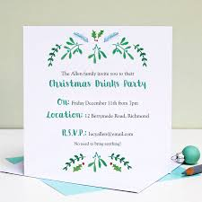 funny office christmas party invitations