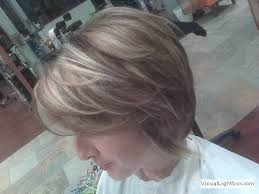 how to blend in gray hair with brown hair best highlights to cover gray hair wow com image results