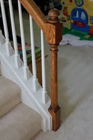 Install Banister Beauty In The Ordinary Installing A Baby Gate Without Drilling