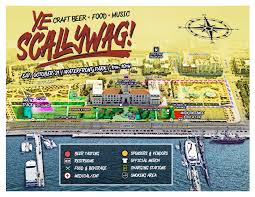 Map Of Old Town San Diego by Ye Scallywag Festival Craft Beer Wine Food Music U2013 Nofx Bad