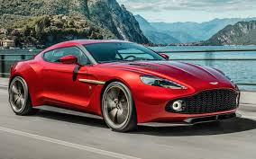 zagato lamborghini aston martin u0027s new limited production vanquish zagato coupe