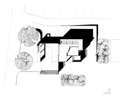 house site plan giovannitti house u2013 richard meier u0026 partners architects
