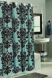 Brown And Teal Shower Curtain by Blue And Brown Shower Curtains Home Design Ideas