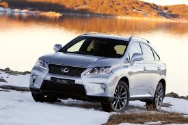 lexus rx redesign years lexus cars news rx270 added to local lineup