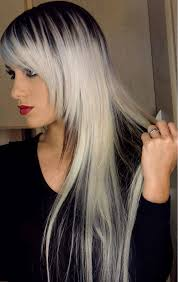 how to achieve dark roots hair style platinum with lots of dark roots beauty pinterest dark roots