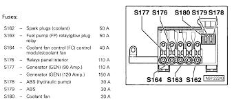 2003 vw beetle fuse box volkswagen wiring diagrams for diy car