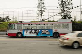 Political Ads Banned From San Francisco Buses Trains Muni Bans Political Ads On Buses Trains And Shelters Fix