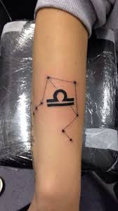 42 best constellation tats images on pinterest libra tattoo