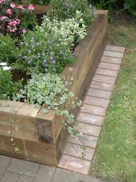 Backyard Flower Bed Ideas 37 Creative Lawn And Garden Edging Ideas With Images Planted Well