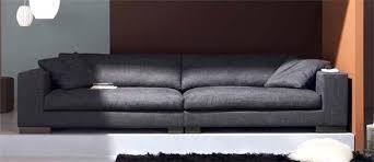 canapé grande profondeur canapé 3 places assise profonde meuble et déco