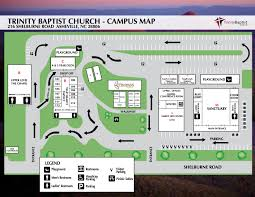 Is Floor Plan One Word by Sunday U2013 9 30 Am U2013 Trinity Baptist Church