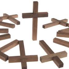 small wood crosses small wooden crucifix crosses toys