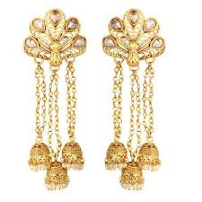 buy earrings online jhumka earrings buy jhumka earrings online best price in india