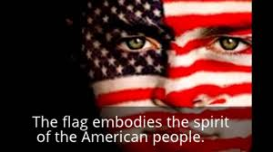 Flying The Us Flag Upside Down What The American Flag Means To Me Youtube