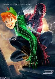 Peter Pan Meme - peter pan spiderman pictures freaking news
