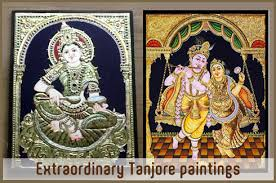 chaya tanjore u2013 a unique gift store tanjore painting and other