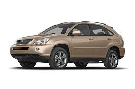 lexus rx 400h gold 2008 lexus rx 400h new car test drive