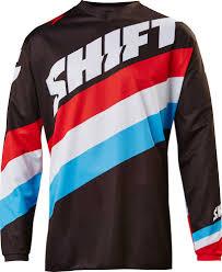 shift motocross gear shift white label tarmac jersey 2017 mx motocross off road atv