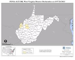Virginia Flood Map by West Virginia Severe Storms And Flooding Dr 4132 Fema Gov