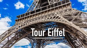 eifel tower tour eiffel eiffel tower paris france youtube