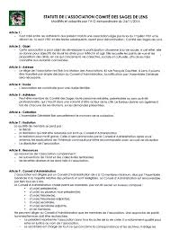 association bureau conseil d administration membre du bureau d une association source d inspiration statuts