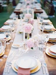 Pink Table L Centerpieces For Dinner Table Sustainablepals Org