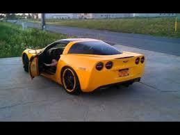 2005 chevrolet corvette z51 2005 c6 corvette z51 with