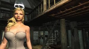 wedding dress skyrim skyrim wedding dress for aribelle