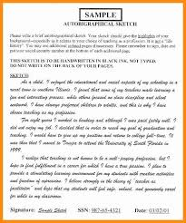 5 autobiography for college application action plan template