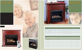 Desa Ventless Fireplace - desa tech vent free gas and electric hearth manual remote
