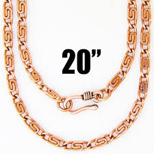 copper necklace images Copper necklace chains celtic copper jpg