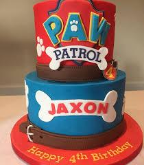 paw patrol kids birthday cake sweet cake bites