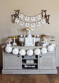 give thanks themed home decor ideas for thanksgiving miss