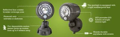 wireless security lights outdoor mr beams mb360xt wireless battery operated outdoor motion sensor