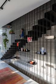 Townhouse Stairs Design Contemporary Townhouse In Tel Aviv Mendelkern Residence By David