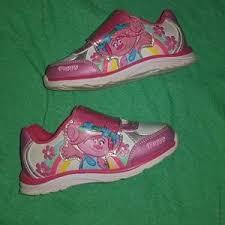 trolls light up shoes dreamworks other size 9 trolls light up tennis shoes