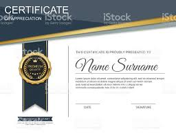 vector certificate template stock vector art 517740984 istock