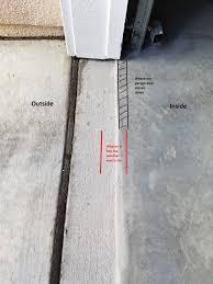 Overhead Door Threshold by Garage Door Thresholds Gallery French Door Garage Door U0026 Front
