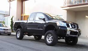 nissan canada general counsel lifted 2wd at dealership nissan titan forum