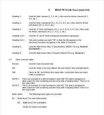 technical report word template technical report template word 2010 professional and high