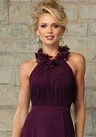 faccenda bridesmaid dresses ruffled neck luxe chiffon morilee bridesmaid dress style
