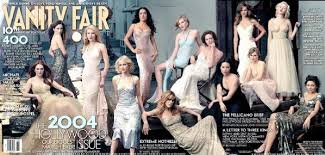 Vanity Fair Latest Issue Vanity Fair Hollywood Issue Features A Record 6 People Of Color