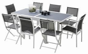 chaises salon de jardin table et chaise de jardin pas cher élégant collection chaise salon
