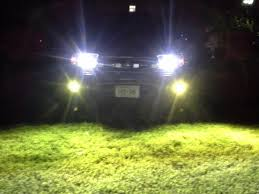 toyota tacoma hid fog lights mtd s the build narrated by freeman toyota