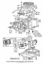 mower engine diagram u stratton engine parts model g sears briggs