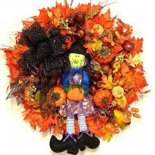Halloween Wreath Witch Legs Halloween Wreaths Page Two Halloween Wikii