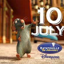 thursday 10th july 2014 disneyland paris announces ratatouille